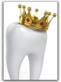 cost of dental crowns Portland