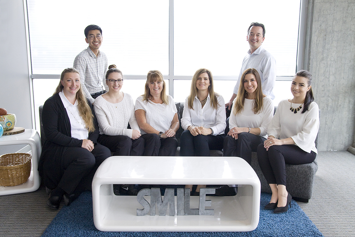 Office Team Picture